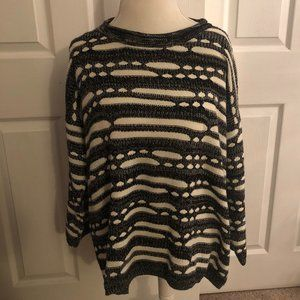 Parkhurst Wool Blend Sweater | Extra Large |